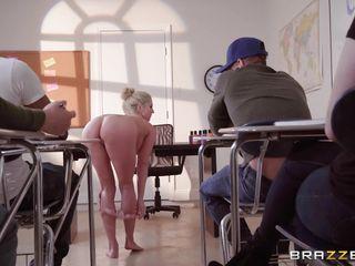 Порно кастинг секретарш